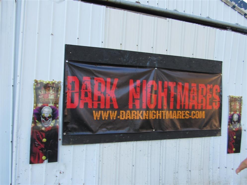 Dark nightmares haunted house indiana haunted houses for 13 floor haunted house indiana