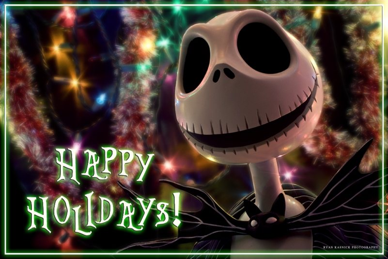 """Six Ways to Incorporate """"Nightmare Before Christmas"""" Into Your Holiday Decor This Season!"""