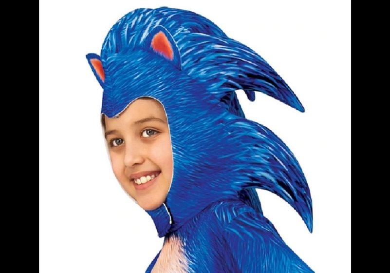 New Sonic The Hedgehog Costume Has Everyone Talking Horrific