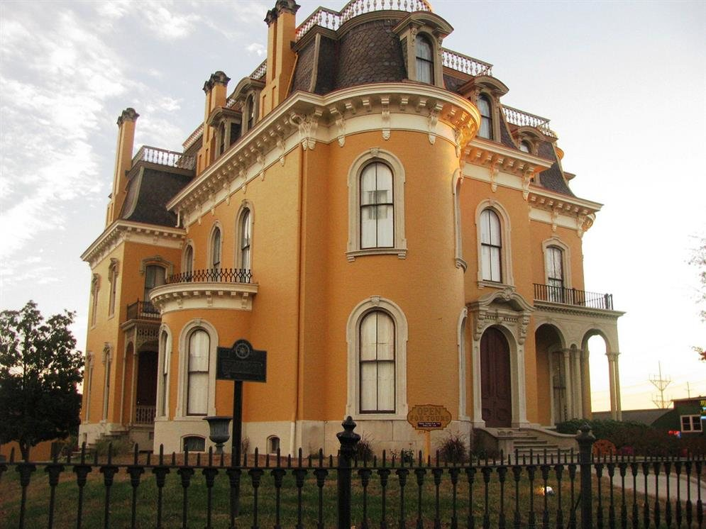 Culbertson Mansion New Albany Indiana Real Haunted Place