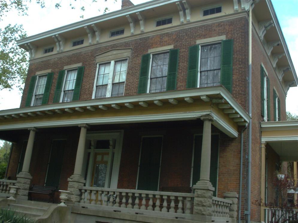 Hannah House Haunted Tours
